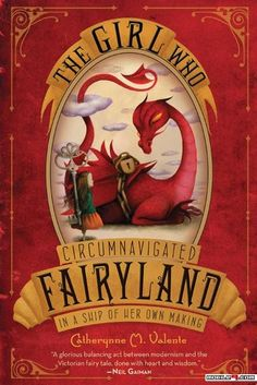 The Girl Who Circumnavigated Fairyland in a Ship of Her Own Making on www.amightygirl.com