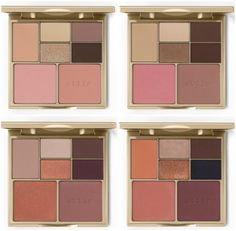 Stila Perfect Me, Perfect Hue eye & cheek palettes for summer 2016