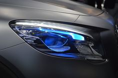Mercedes-Benz GLA Concept: Shanghai 2013 Photo Gallery - Autoblog