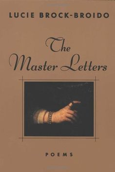 The Master Letters by Lucie Brock-Broido http://www.amazon.com/dp/0679765999/ref=cm_sw_r_pi_dp_b0ERub00KBC6Z
