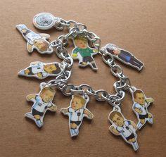 German National Team Charm Bracelet. LOVE THIS.