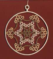 snowflake/ornament by Jan Stawasz