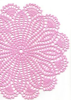 Crochet Doilies Cotton Doily Natural Eco Friendly Tablecloth Doily Home Decor Free Crochet Doily Patterns, Crochet Placemats, Crochet Lace Edging, Crochet Mandala, Crochet Doilies, Knitting Patterns, Sunbonnet Sue, Small Centerpieces, Crochet Home