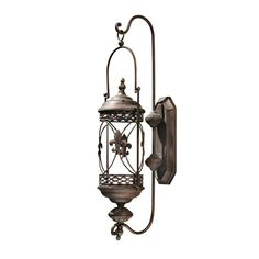 Bring the south of France to your setting with the vintage-inspired Design Toscano Les Champs Toulon Hanging Pendant Lantern . This lantern features. Lantern Set, Lantern Pendant, Lantern Image, Champs, Hanging Candle Lanterns, Metal Canopy, Tuscan Decorating, Decorating Ideas, Hanging Pendants