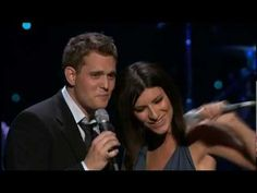 Michael Bublé - You'll Never Find Another Love Like Mine (Duet With Laura Pausini) (Live)