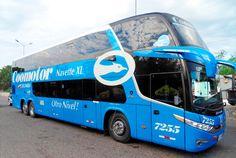 El boom de los buses de dos pisos en Colombia