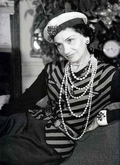Famous Clothing Designers In The 1920s quot Fashion designer Coco Chanel