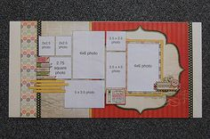 Love this website!! SO many cute scrapbook page ideas & cards.