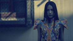 Sabine Ducasse Fashions 8-bit Clothing From Melted Beads  | The Creators Project
