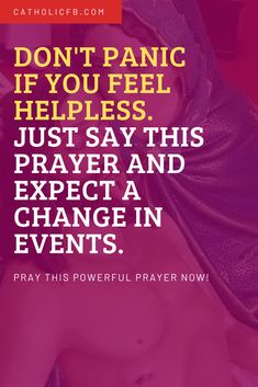 Feeling Helpless and Alone? This Prayer is for you. Catholic Prayer For Healing, Prayers For Healing, Catholic Catechism, Inspirational Scriptures, Miracle Prayer, Feeling Helpless, Sell Property, Power Of Prayer, God Jesus
