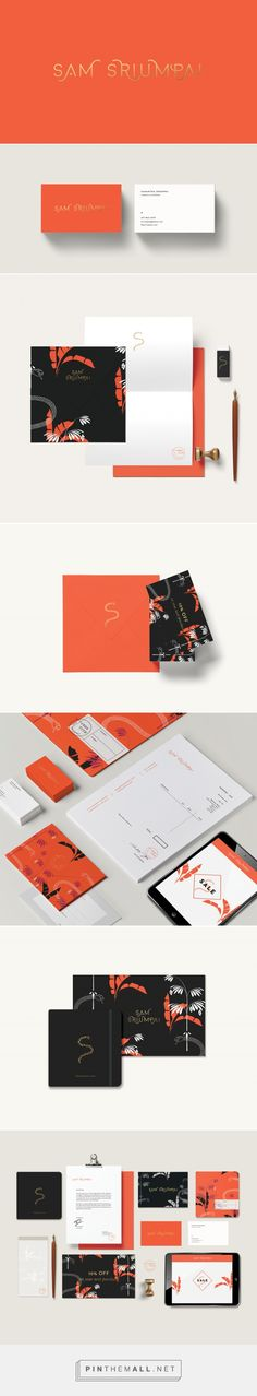 Sam Sriumpai Creative Consultant Branding by Loolaa Designs | Fivestar Branding Agency – Design and Branding Agency & Curated Inspiration Gallery