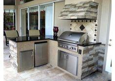 Outdoor kitchen ideas! - Home and Garden Design Idea's