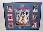 For Sale - 16x20 2004 Detroit Pistons Matted Collage - http://sprtz.us/PistonsEBay