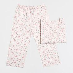 Long Floral Pyjamas - Kids - Homewear - KIDS COLLECTION | Zara Home België / Belgique