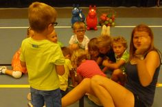 Foto's sportkampen zomervakantie augustus 2015 - Gemeente Waarschoot