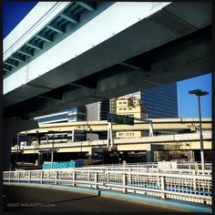 Random Tokyo overpasses. This city has the most efficient and well-developed transportation infrastructure I've ever seen. 2017 WILLAUSTIN.COM