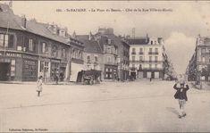 St Nazaire, Place, Louvre, Street View, Travel, Pays De La Loire, Antique Post Cards, Plunge Pool, Nantes