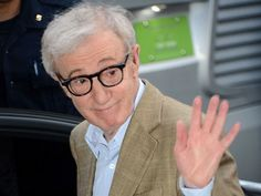 Woody Allen Will Create His First Ever TV Series For Amazon.