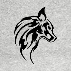 Check out this awesome 'Black+wolf' design on @TeePublic!