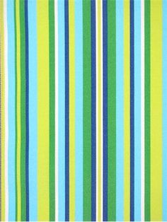 OD Ombre Stripe Azure:  Side porch pillows
