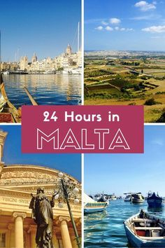 Are you visiting Malta and wondering how to spend your time? This surprisingly cheap, beautiful, and vibrant island has lots of easy options! Best of travel in Europe. | Be My Travel Muse Travel Blog