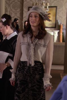 Gossip Girl: Season 3, Episode 16 Blair Waldorf Outfits, Blair Waldorf Gossip Girl, Blair Waldorf Style, Gossip Girl Outfits, Gossip Girl Fashion, Gossip Girls, The Cw, Blair Waldorf Aesthetic, Style