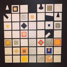 Nostalgia and inspiration. #graphicdesign #biennale #design #pattern #rimini #italy #squares #minimalism #graphisme #geometry by durga.maya