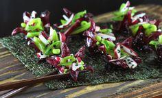 Wild Hibiscus Asian Salad