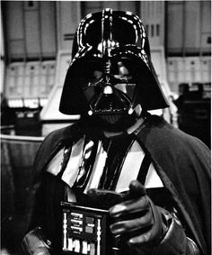 David Prowse was the guy in the Darth Vader suit in Star Wars. He spoke all of Vader's lines, and didn't know that he was going to be dubbed over by James Earl Jones until he saw the screening of the movie.