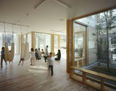 Hongodai Christ Church School & Nursery by Takeshi Hosaka