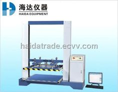 Computer Container Compression Tester (HD-502-1000) - China Container Compression Tester, Haida