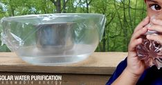 Investigate renewable energy, while exploring the water cycle, with this fun experiment from Agoosa ! Kids magically turn salt water int...