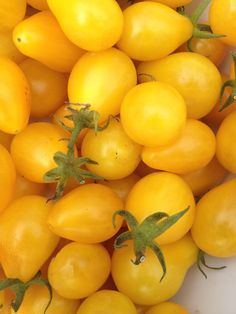 Amanda Peacock's Yellow Tomatoes