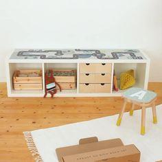 Ikea Playroom, Small Playroom, Ikea Kids Room, Toddler Room Decor, Toddler Playroom, Playroom Design, Toddler Rooms, Home Room Design, Kids Room Design