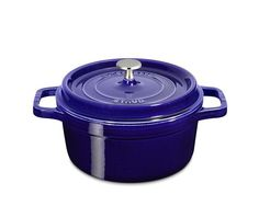 Staub braiser...wedding present from my work peeps, the color knocks me out!