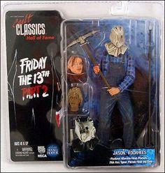 Friday the 13th - Part 2: Jason Voorhees action figure