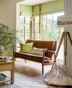 Laura Ashley Garden Birds Hedgerow Cushion #lauraashleyhome