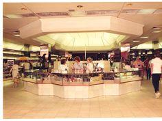 Old David Jones & John Martins photos? Adelaide Cbd, Adelaide South Australia, John Martin, David Jones, Rundle Mall, Department Store, Counter, Nostalgia, Perfume