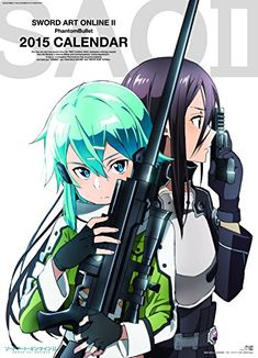 2015 Calendar / Sword Art Online 2 SAO 2 Official Wall Calendar -Original Japan- by ASCII MEDIA WORKS http://www.amazon.ca/dp/B00N0N65KI/ref=cm_sw_r_pi_dp_C70Iub1MSPBV2 $37.00