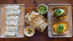 near Sunset Kaiser Why Texans and Californians are finding home in these breakfast tacos.