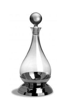 Regency Decanter, elegant and versatile. We always have these available at cellar door.