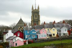 Ceredigion, Wales, United Kingdom