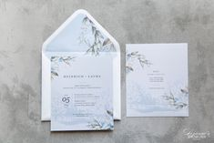 We specialise in creating exclusive wedding stationery such as invitations, save-the-date cards, etc Making Wedding Invitations, Wedding Stationery, Cool Tones, Invitation Suite, Ticks, Save The Date Cards, Signature Style, Florals, Envelope