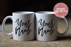 Show your design products or your mugs for sale with this beautiful styled photo mockup by pixelcolours. Digital design goods for personal or commercial projects. Graphic design elements and resources.