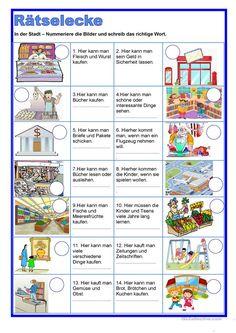 German Language Learning, Learning Spanish, Man 2, German Grammar, Learn German, Home Schooling, Creative Kids, Kindergarten, Teaching