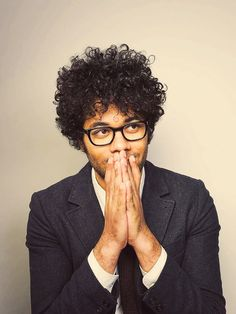 Richard Ayoade...so adorable!