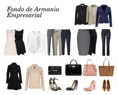 """Fondo de Armario Empresarial"" by lyndaosorio on Polyvore featuring Miss Selfridge, Yves Saint Laurent, DKNY, Christian Louboutin, French Connection, Tory Burch, Mulberry, Prada, Michael Kors and MICHAEL Michael Kors"