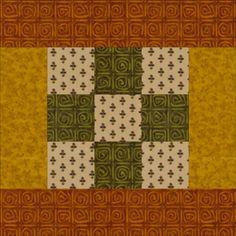 beginner quilt block patterns - Google Search
