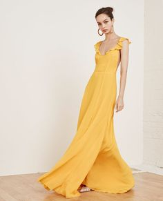 Pin for Later: The Most Stylish Wedding Guest Dresses —at Every Price Point Under $500 Reformation Isabella Dress ($388)