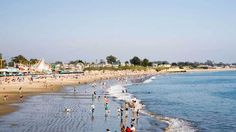 For most beachgoers in Santa Cruz, Main Beach is where the action is -- complete with restaurants, shops, surfing spots, beach volleyball courts and, of course, a scenic boardwalk and bandstand. If you ask us, it's just the right amount of Americana.